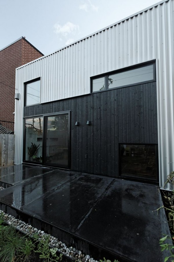 St Hubert residence 8 Superb renovation of a small bungalow: St Hubert Residence