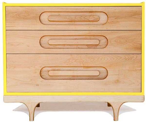 The Caravan Dresser 8 Fun, colourful dresser for your home: The Caravan Dresser by Kalon Studios