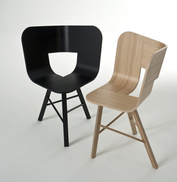 Tria Chair Inspirational Tria Chair from Lorenz Kaz invites you to have a seat