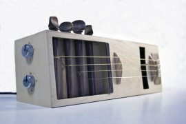 Waking up to a great sound: the Acoustic Alarm Clock by Jamie McMahon