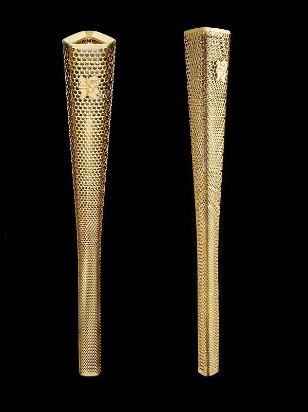 London 2012 Olympic Torch prototype