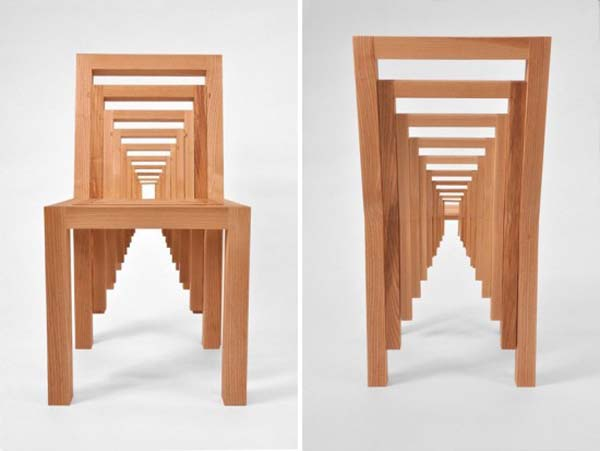 inception chair 41 Playful and creative chair design: The Inception Chair
