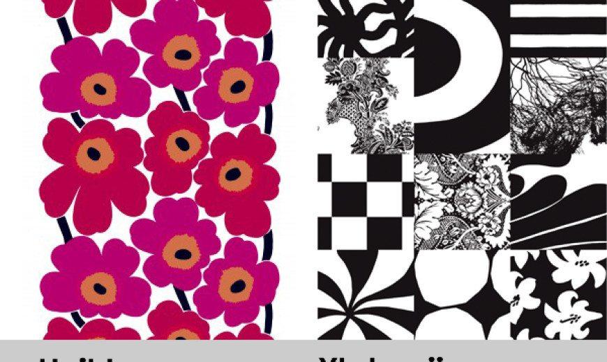 Wonderful New Print by Marimekko
