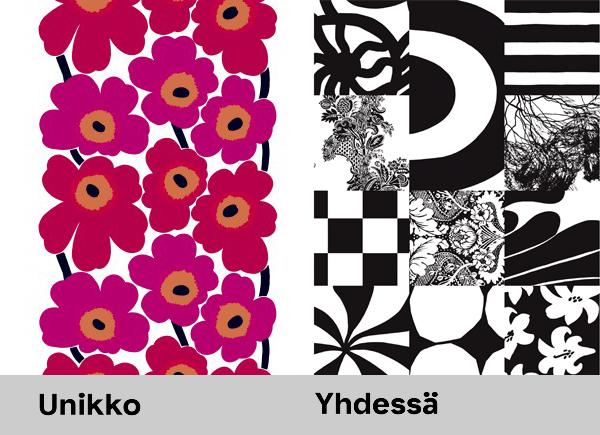 marimekko prints unikko Yhdessa Wonderful New Print by Marimekko