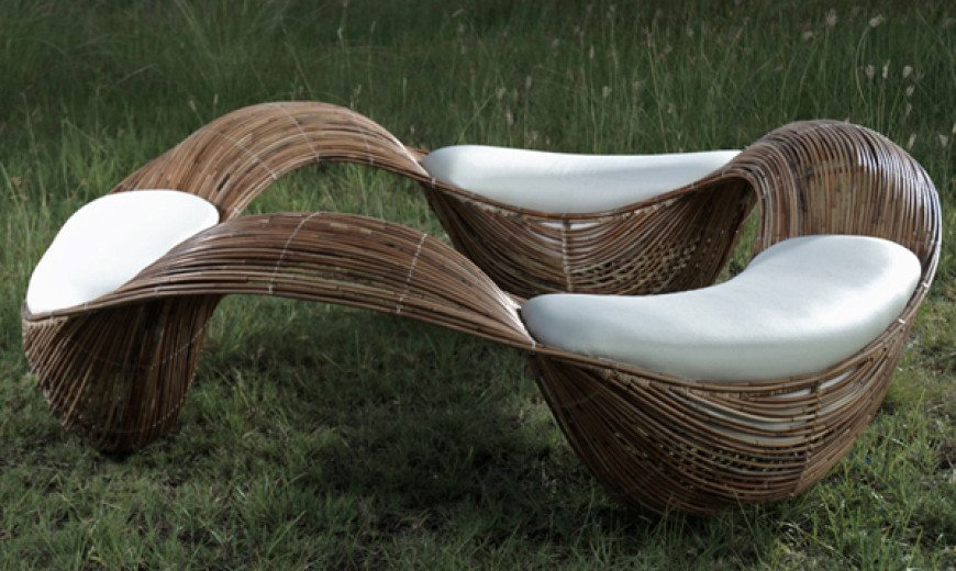 Baud Furniture Collection – inspired by the purifying waves
