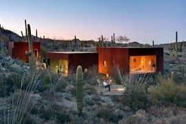 Dream Home in Arizona – The Desert Nomad House