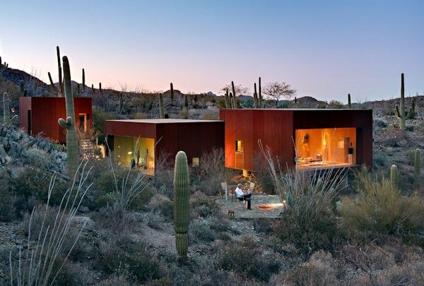 Dreamy Home in Arizona Dream Home in Arizona   The Desert Nomad House