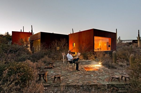 Dream Home In Arizona The Desert Nomad House