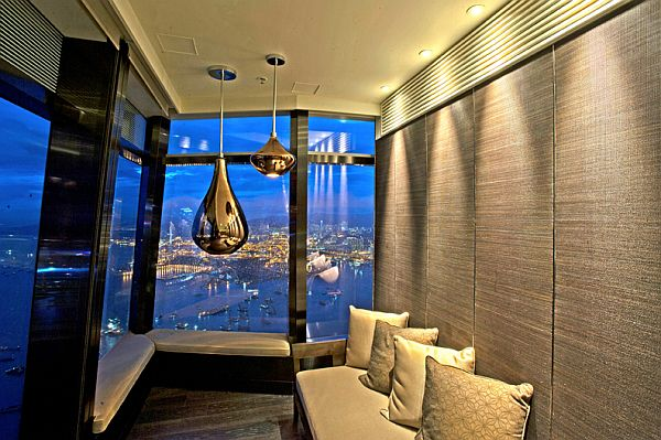 ESPA Ritz Carlton Hong Kong Spa 1 ESPA Ritz Carlton Hong Kong by Hirsch Bedner Associates, Highest Spa in The World