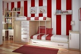 Kids bedroom paint ideas 1