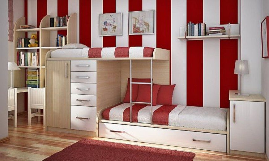 Bon Kids Bedroom Paint Ideas: 10 Ways To Redecorate