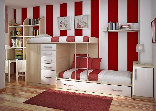Beautiful Kids Bedroom Paint Ideas: 10 Ways To Redecorate