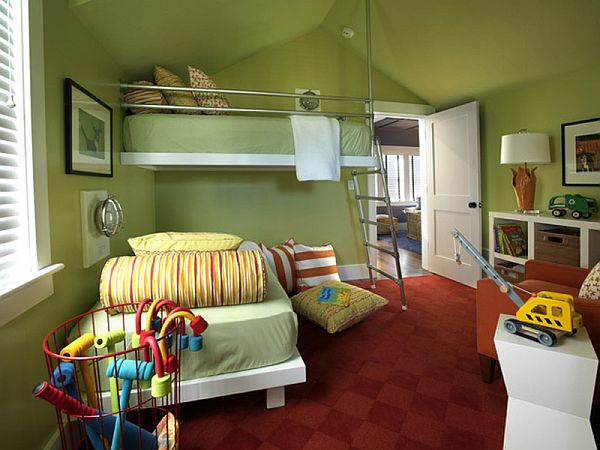 Kids bedroom paint ideas 10 ways to redecorate for Boys bedroom ideas paint