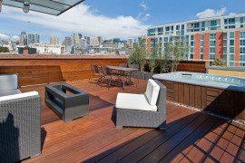 Fabulous multi-level loft in San Francisco by Martin Building Company