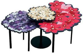Lomi & Lou Blossoming Tables