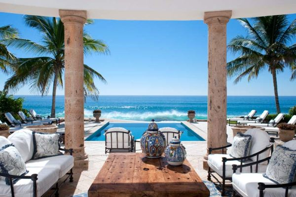 Luxurious Mexican Style Holiday Residence