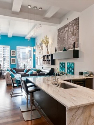 New York Loft Design