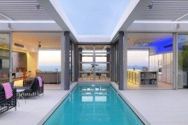 Zephyros Villa in Pomos: Luxury Vacation Home For the Rich