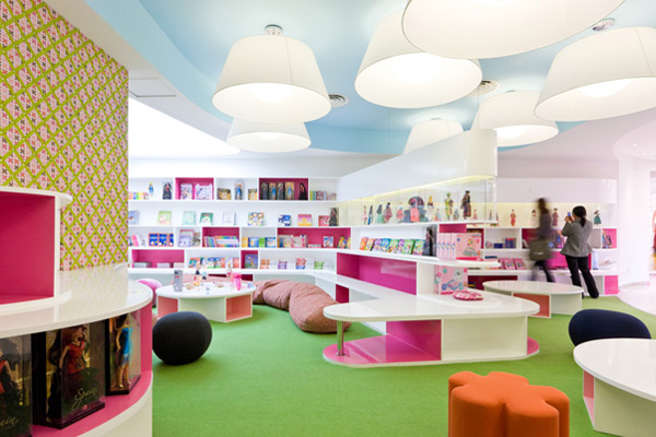 Three-storey Barbie Store in Shanghai: past, present and ...