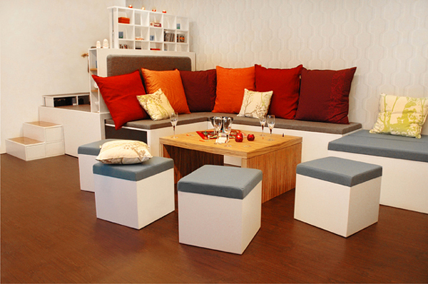 Furniture for a Compact Living Space