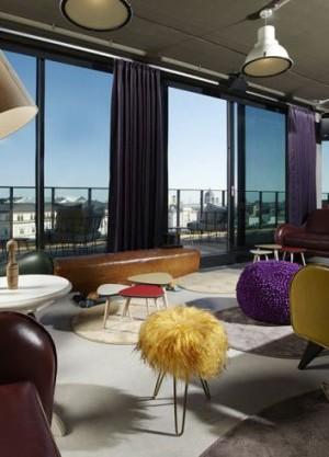 25 Hours Hotel Vienna