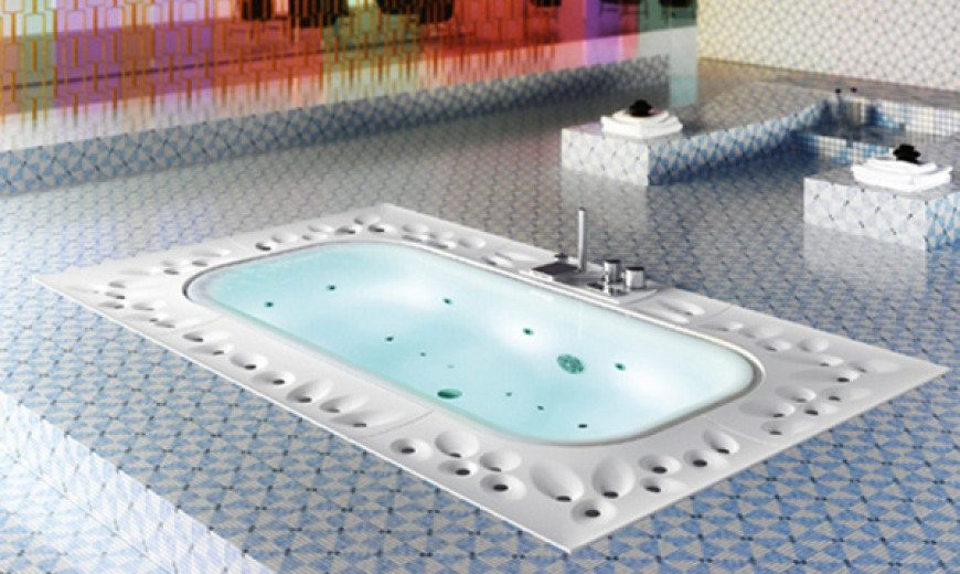 Fabulous Spa for your home: Arima designed by Glass