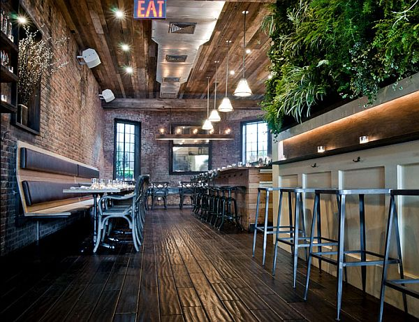 Restaurant rehab colonie in brooklyn heights nyc
