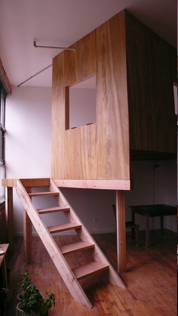 Cabin Loft in Brooklyn (2)