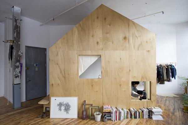 Cabin Loft in Brooklyn (4)