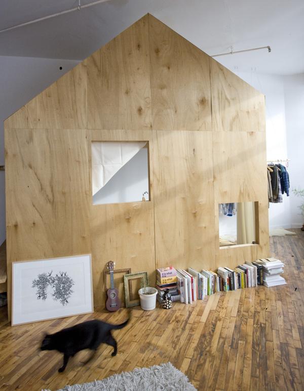Cabin Loft in Brooklyn (5)