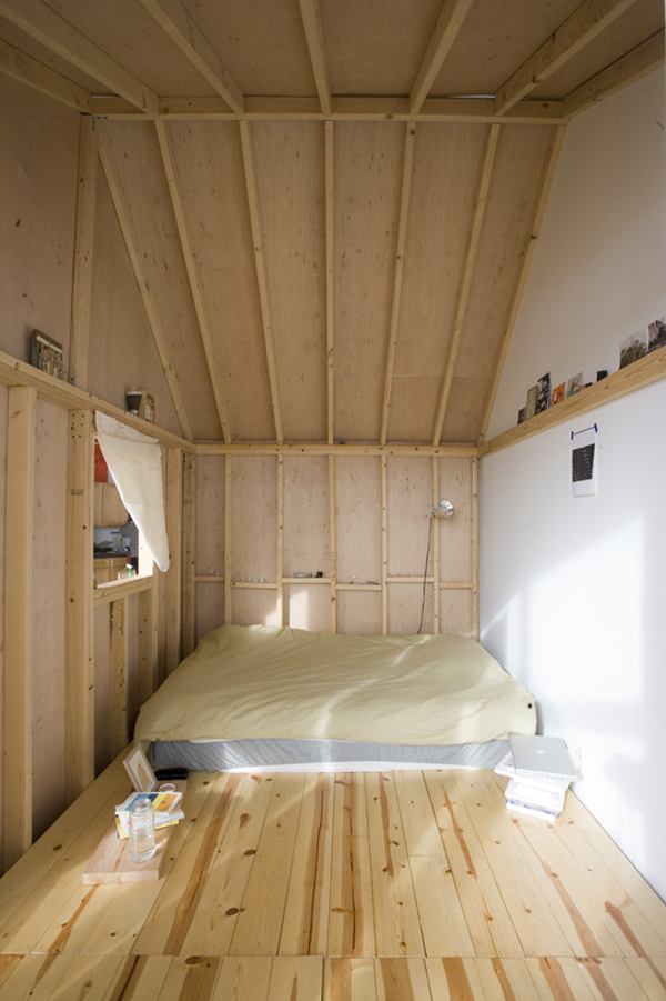 Cabin Loft in Brooklyn (7)