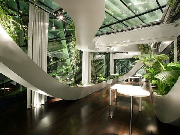 Best office designs from around the world for Best office design in the world