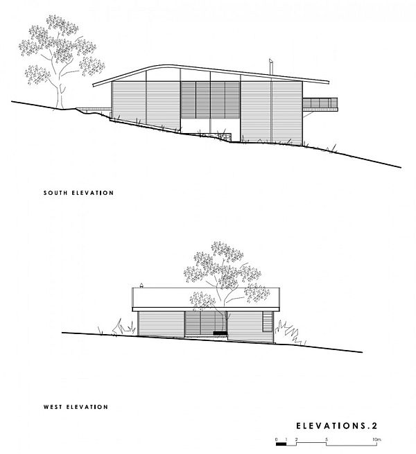 Citriodora House by Seeley Architects 13