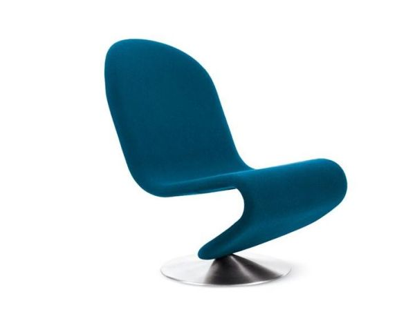 Comfy Organic Chair Comfy Organic Lounge Chair by Verner Panton