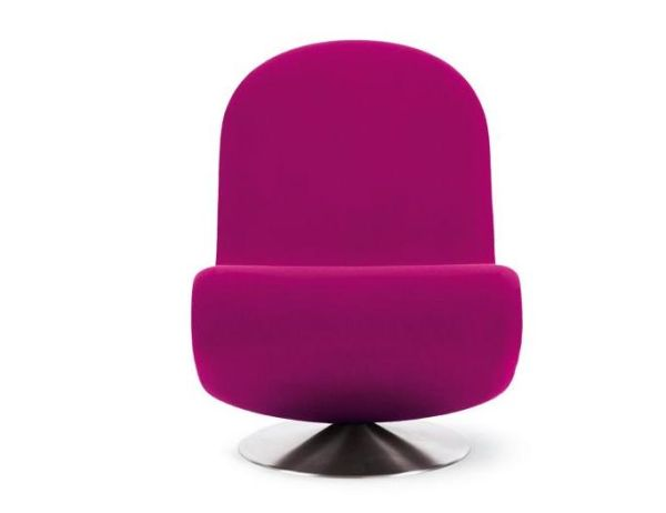 Comfy Organic Chair5 Comfy Organic Lounge Chair by Verner Panton