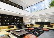 Three Storey Contemporary Penthouse in SOHO, NYC