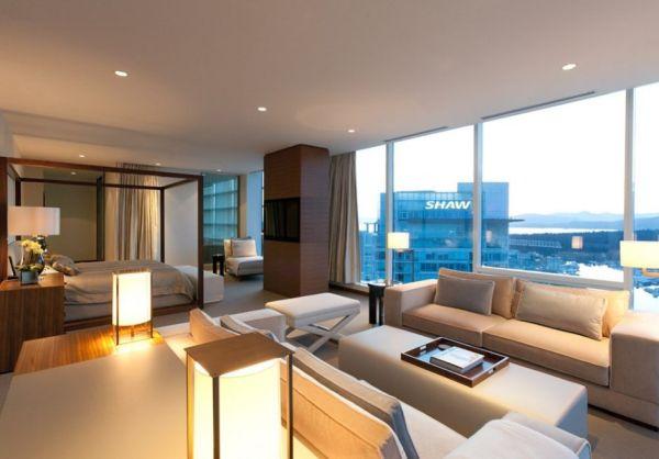 Contemporary penthouse interior design12