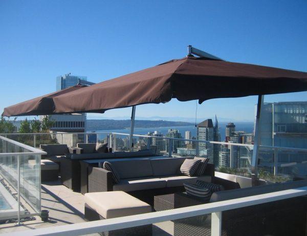 Contemporary penthouse interior design16