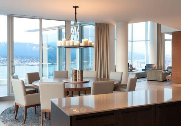 Contemporary penthouse interior design7