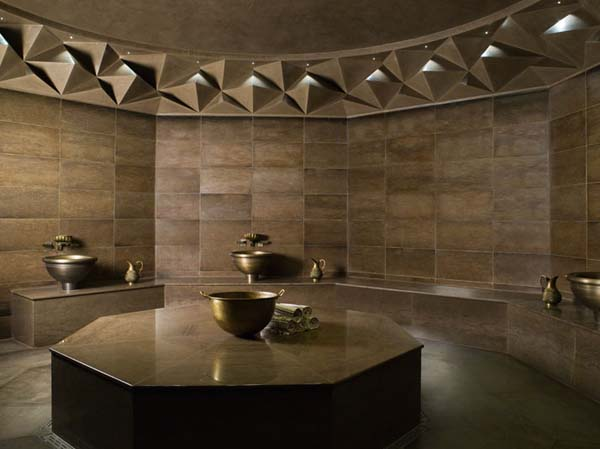 ESPA at the Istanbul Edition 2 Exquisite spa interiors from the Edition Hotel in Istanbul
