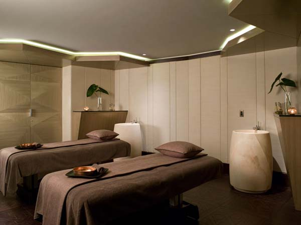 Exquisite spa interiors from the edition hotel in istanbul for Decor your hotel