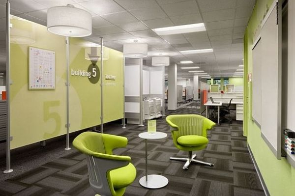 Fun And Colorful Office Ideas For Your Space