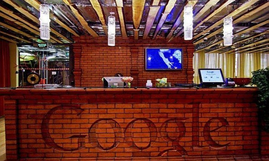 Technocreativity: Google Offices in Russia