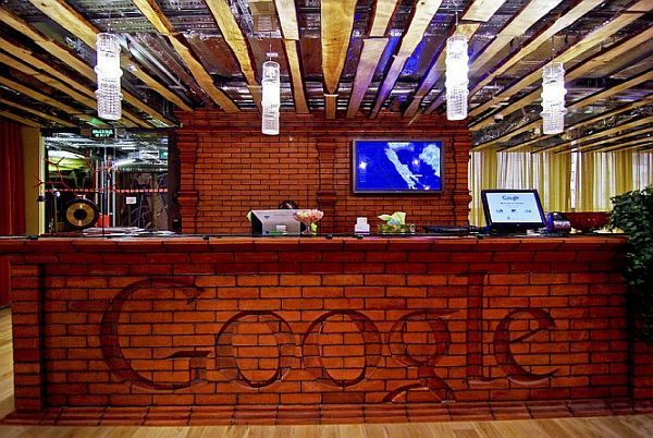 Google Offices in Russia 1 Technocreativity: Google Offices in Russia