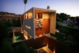 The Prospect House in San Diego