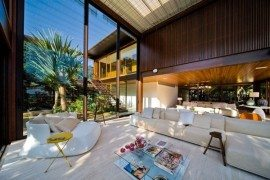 Laranjeiras Residence in Brazil: An Enticingly Constructed Summer Retreat Mansion