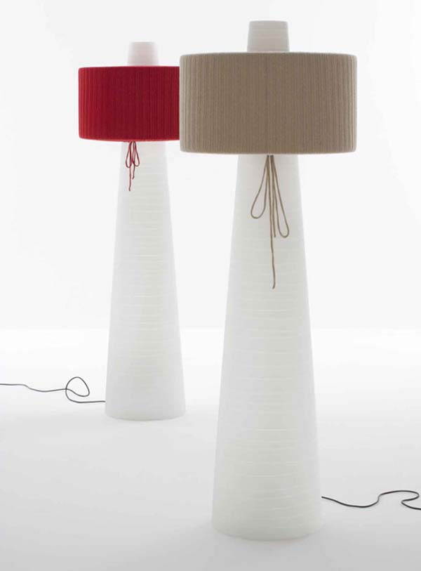 Lucente Floor Lamps Interesting Lucente floor lamps   UP by Mario Mazzer