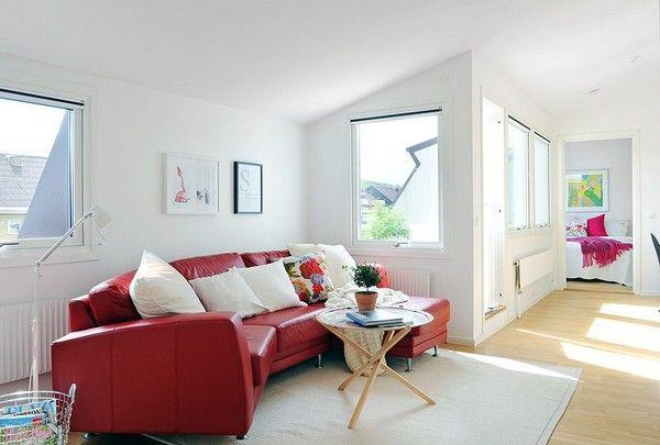 Modern Attic Apartment 4
