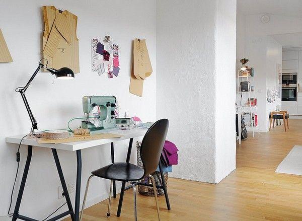 Modern Attic Apartment 6