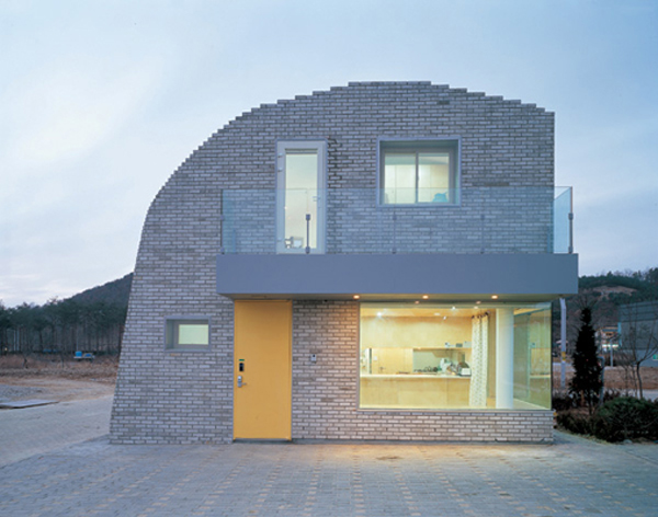 Pixel House 2 Day care during daytime, residence at night: Pixel House
